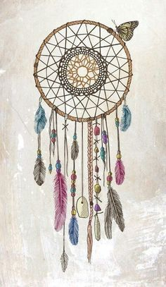 Dream-Catcher iPhone wallpaper. Super cute!
