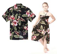 c8b6b3887682 Clothing. Father Daughter ShirtsFather Daughter Dance DressesLuau  OutfitsHawaii OutfitsHawaiian ...