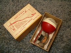 1950s Deep-O-Bob Fishing Bobber.