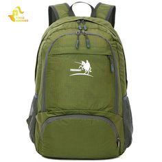 Cheap rucksack schoolbag, Buy Quality backpack rucksack directly from China rucksack backpack Suppliers: Free Knight Portable Nylon Folding Backpack Water Resistant Schoolbag Sports Rucksack for Camping Hiking Traveling 2017 NEW