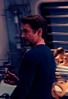 Tony Stark or Robert Downey Jr? You decide.