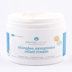 Shingles Treatment Cream - Best Nerve Pain Relief - Formulated for Shingles Recovery - Manuka Honey - Organic and Fast Acting - Great for Itchy or Burning Skin - Non Greasy - Risk Free Guarantee