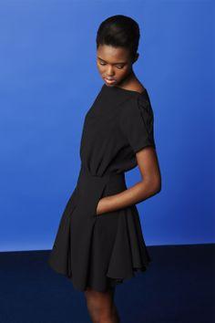 Kenzo Flared dress - Kenzo Clouds Women - Kenzo E-shop