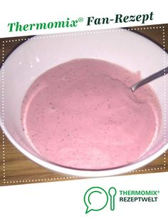 Smoothies With Almond Milk, Thermomix Desserts, Cooking With Kids, Mousse, Food And Drink, Low Carb, Pudding, Sweets, Healthy Recipes
