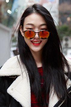 mirror sunglasses #style