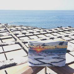 #LaPalma #Salinas #Fuencaliente #pouch #cotton