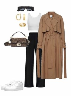 Kpop Fashion Outfits, Edgy Outfits, Cute Casual Outfits, Simple Outfits, Korean Girl Fashion, Look Fashion, Womens Fashion, Fall Winter Outfits, Clothes