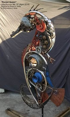 """Get excellent recommendations on """"metal art welded"""". They are offered for you on our internet site. Scrap Metal Art, Metal Tree Wall Art, Metal Artwork, Metal Art Projects, Metal Crafts, Metal Art Sculpture, Art Sculptures, Art Archive, Tree Art"""