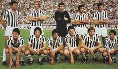 Juventus team group in 1972.