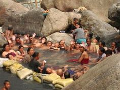 Hot Spring Legship West Sikkim / http://hindutva.info/top-15-hot-springs-of-india-truly-incredible/