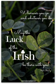 Luck of the Irish -