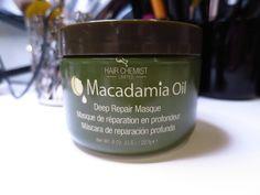 Review: Hair Chemist Macadamia Oil Deep Repair Masque - YouTube Hair Transplant Surgery, Best Hair Transplant, Macadamia Oil, Types Of Surgery, Hair Setting, Hair Restoration, Deep, Chemist, Hair Oil