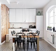 a lovely small apartment in gothenburg by the style files