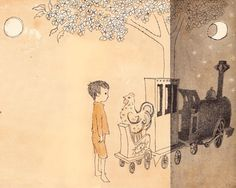 The story begins with little Kenny, who awakens from a revelatory dream — a trope for exploring existential questions that a number of great thinkers and storytellers have in common, from Dostoyevsky's dreamsome meditation on the meaning of life to Margaret Mead's nocturnal revelation to Neil Gaiman's philosophical dream.