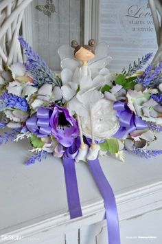 Hanukkah, Floral Wreath, Wreaths, Design, Home Decor, Floral Crown, Decoration Home, Door Wreaths, Room Decor