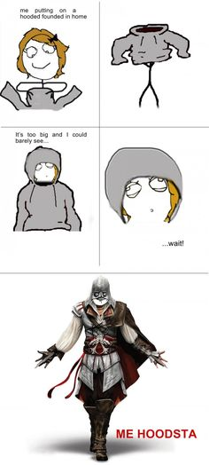 My story is one of many thousands xD | Assassin's Creed