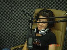 Radio Nisaa Host Nisreen Awwad Radio Personality, Women Empowerment, Live
