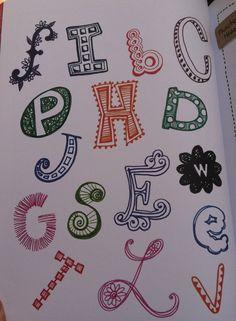 letters leren voor Okko