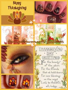 Avon, fall, thanksgiving, make up, nails