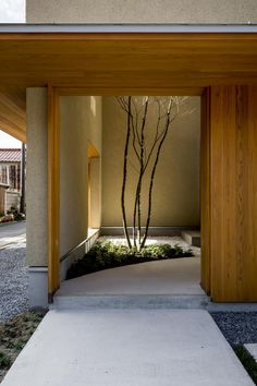 Japanese Home Design, Japanese Modern, Japanese Interior, Japanese House, Shiga, Japanese Architecture, Interior Architecture, Pavilion Architecture, Sustainable Architecture