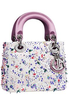 Love this! Lady Dior bag Reference Guide | Spotted Fashion