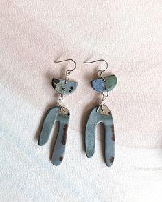 Rose Jensen-Holm Ceramic Earrings