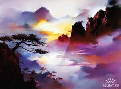 Художник Hong Leung