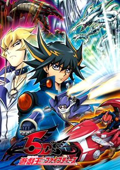 Yu-Gi-Oh! 5D's (Anime) - TV Tropes