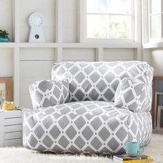 Beautiful Trellis Eco Lounger | PBteen. Chairs For Bedroom TeenDorm Room ... Part 27