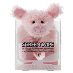 I'm learning all about Aroma Home Screen Wipe Pig at @Influenster!