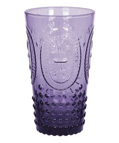 Loving this Amethyst Renaissance Tumbler - Set of Four on #zulily! #zulilyfinds