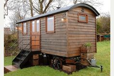 Luxury shepherd's hut | Western Daily Press