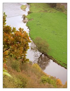 Vallée de l'Ourthe -It was here, in Mery, that I learned how to be {merry} and faced every fear I'd ever had.  :)