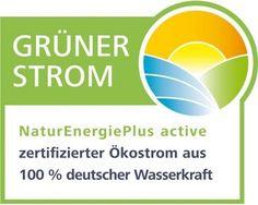 100 Prozent Ökostrom aus deutscher Wasserkraft