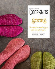 Coop Knits Socks by Rachel Coopey - Patterns.