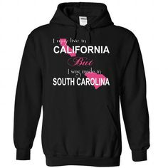 001-SOUTH CAROLINA-MADEIN001-HONG - #gift for him #house warming gift. GET YOURS => https://www.sunfrog.com/Camping/1-Black-84986678-Hoodie.html?68278