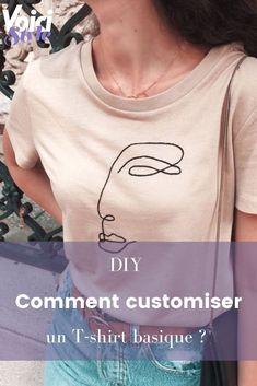 L'article sur voici.fr T Shirt, Articles, Diy, Fashion, Fashion Styles, Supreme T Shirt, Moda, Tee Shirt, Bricolage