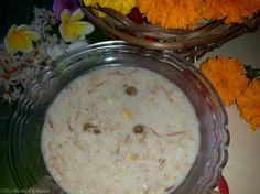 #Oats #Semiya Kheer/Payasam Recipe by Shyamala Kumar on Plattershare