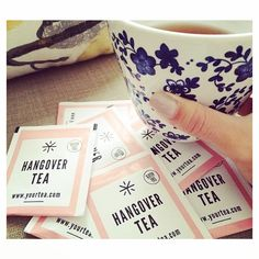 "Hangovers. No one likes them and while we don't encourage excessive alcohol consumption, we've got you & your liver's back - Dr of Chinese Medicine, the wonderful @natkringoudis talks this tea, ""The winning ingredient in the formulation is a herb called Pu Going Yin. It's wildly loved for its ability to go work on the liver to cleanse and detoxify and help to flush out toxins via the urine. Because it also helps to cool the body it's useful to treat headaches too. Ge Gen is another loved TCM…"