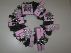Mary Kay Christmas Ideas | 12 Days of Christmas Wreath - 1 gift for each day before Christmas ...Message me at tawnee2001@aol.com or call/text me 520-661-2659