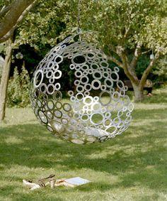 Cool Indoor and Outdoor Hammock Chair Design Ideas