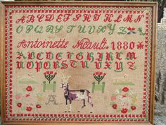Antoinette Nicault 1880 (collection Couleur Tourterelle)