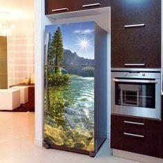 Fototapeta na lodówkę - Morskie Oko | Fridge wallpaper - Morskie oko | 51,60PLN #fototapeta #fototapeta_lodówka #dekoracja_lodówki #wystrój_kuchni #dekoracja_kuchni #morskie_oko #photograph_wallpaper #fridge_wallpaper #fridge_decor #fridge_design #kitchen_decor #kitchen_design #lake #mountain #design #decor