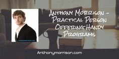 The+Switch+To+Affiliate+Marketing+|+Anthony+Morrison+:+That+is+when+he+decided+to+look+for+another+way+to+make+money+online+and+he+found+out+about+internet+marketing.+He+started+making+a+lot+of+money+from+different+websites+he+had+and+then+started+teaching+his+friends+and+family.  Contact+us+for+more+information.  Phone+Number:++1+(866)+621-1532 Email:+sales@morrisonpublishing.com Location:+Madison,+MS+39110 Website:+https://bestonlineaffiliates.com/anthony-morrison…