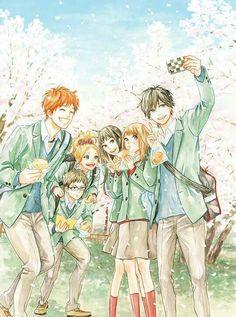 Anime /manga Orange