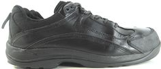 Keuka Men Steel Toe Shoes Size 13 Black Safety Sure Grip.  CAC 9 #Keuka #WorkSafety