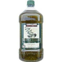 Kirkland Signature Extra Virgin Olive Oil, 2 Liters (Product of Italy) - http://goodvibeorganics.com/kirkland-signature-extra-virgin-olive-oil-2-liters-product-of-italy/