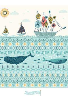 the sea // bethan janine