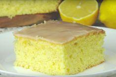 Самый нежный и самый лимонный пирог