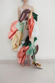 FABRIC PROJECT BY STÉPHANIE BAECHLER
